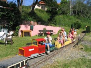 The Mini Train du Lyonnais Mountains