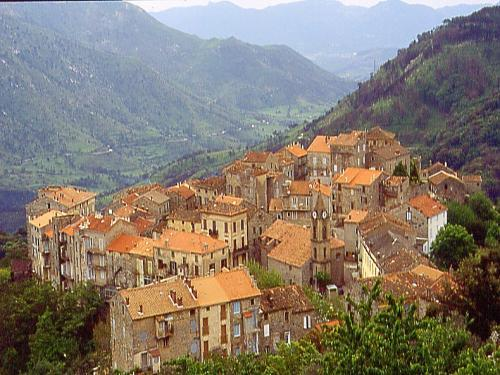 Sainte-Lucie-de-Tallano - Tourism, holidays & weekends guide in the Southern Corsica