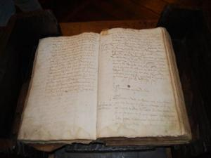 black book contains the settlement of 1587
