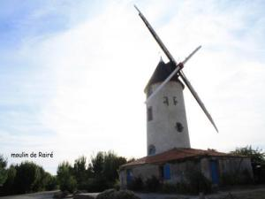 Moulin de Rairé (1560)