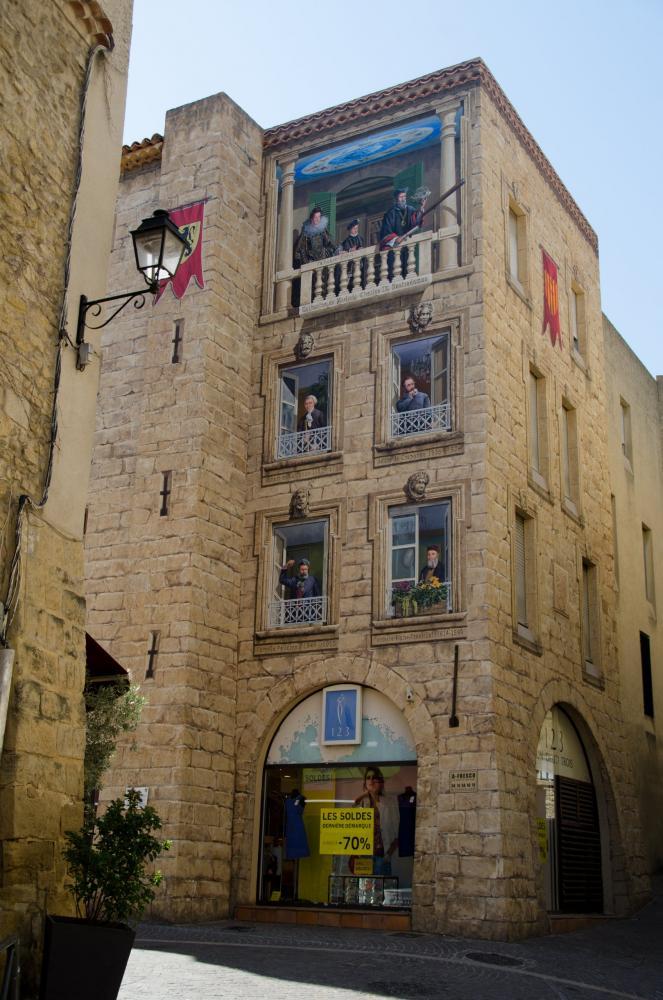 Bilder salon de provence tourismus urlaub wochenenden for Etam salon de provence