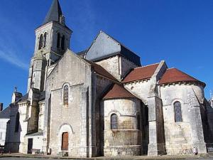 Eglise de Sancergues