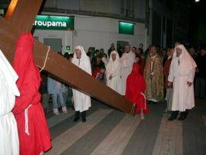 Maundy Thursday: procession of the penitents of Saugues