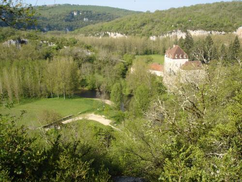 Sauliac-sur-Célé - Tourism, holidays & weekends guide in the Lot