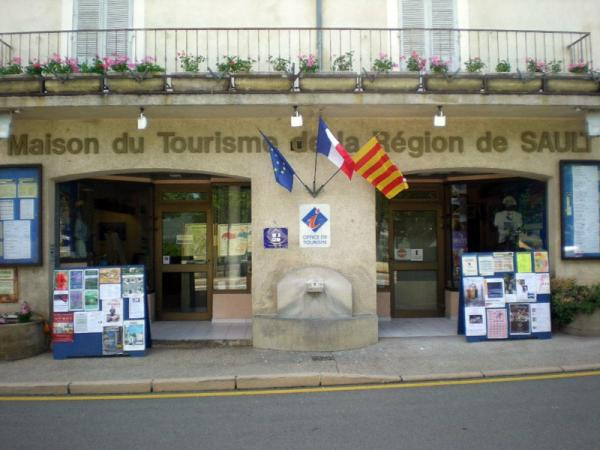 Office de Tourisme Intercommunal Ventoux Sud - Point information à Sault