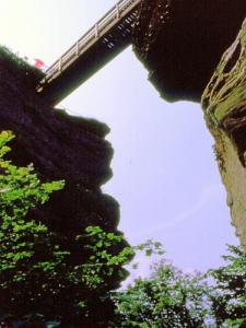Haut-Barr - Devil's bridge