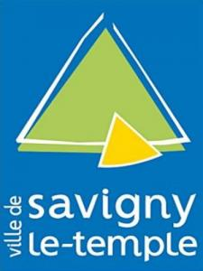 Logo of the town of Savigny-le-Temple