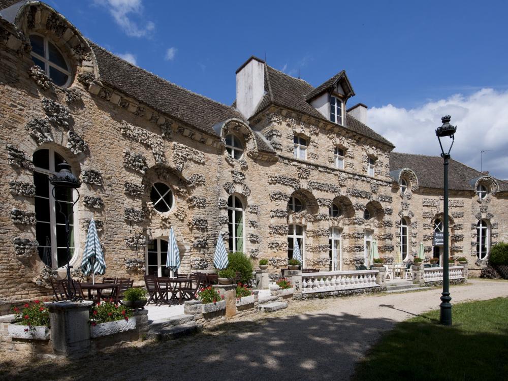 Photo De La Ville De Beaune Vue Des Vignes