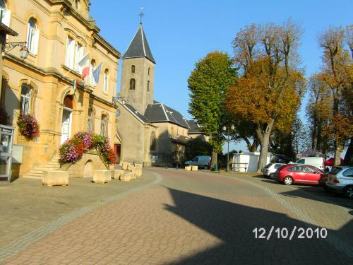 Scy-Chazelles - Tourism, holidays & weekends guide in the Moselle