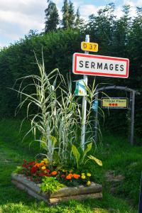 Entrada Sermages