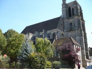 The Saint-Denis Church