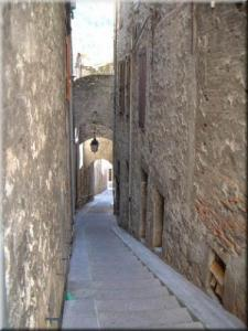 Ruelle o Androne