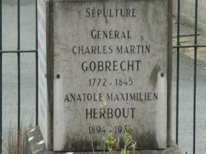 Tomb of General Gobrecht