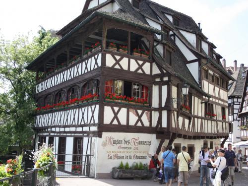 Strasbourg - Tanners House