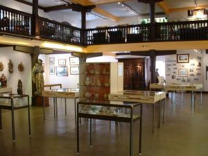 Inside the Museum of Friends of Thann