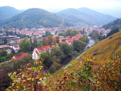 Thann - Tourism, holidays & weekends guide in the Haut-Rhin
