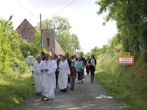 Pilgrimage of the Holy Trinity Thiron-Gardais