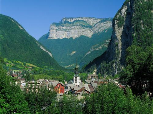 Thônes - Tourism, holidays & weekends guide in the Haute-Savoie
