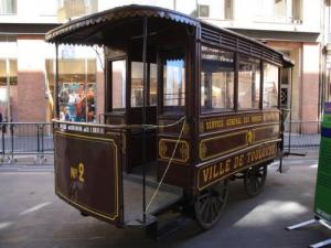 old tram Expo