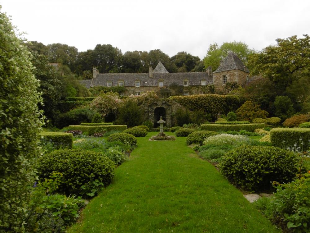 Photos jardin de kerdalo lieu de loisirs tr darzec for Jardin kerdalo