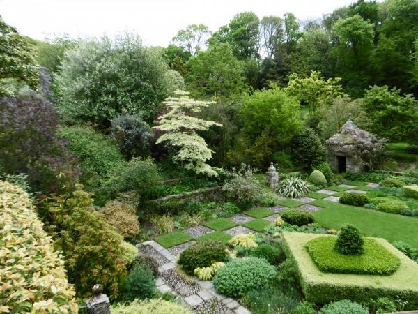 Jardin De Kerdalo Lieu De Loisirs A Tredarzec