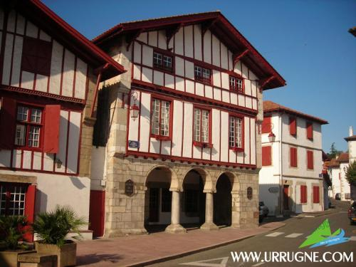Urrugne - Tourism, holidays & weekends guide in the Pyrénées-Atlantiques