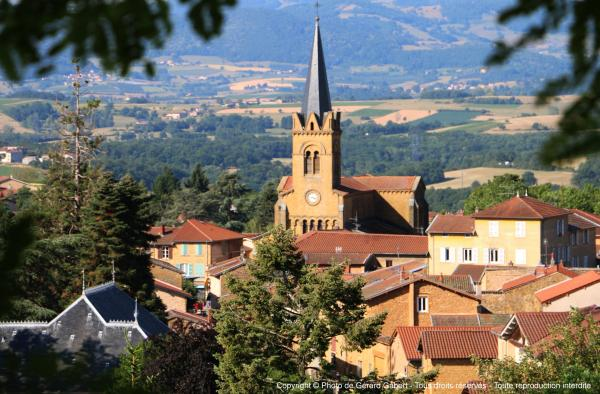 Val d'Oingt - Tourism, holidays & weekends guide in the Rhône