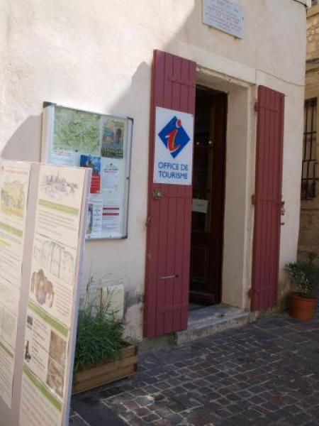 Tourist Office of Venasque - Information point in Venasque