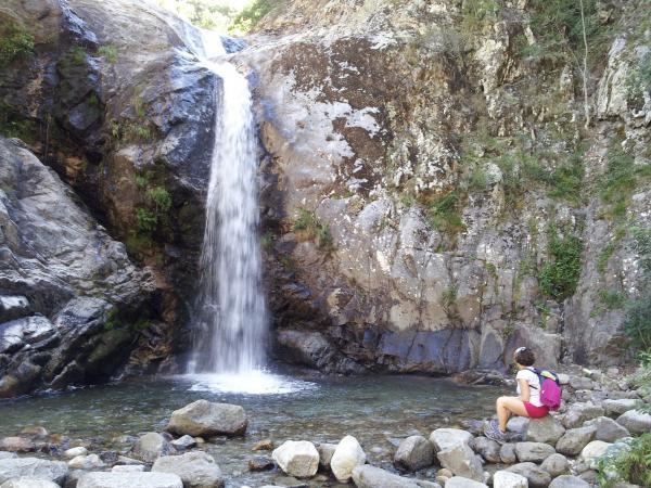 Gorges de saint vincent site naturel vernet les bains for Bains thermaux france