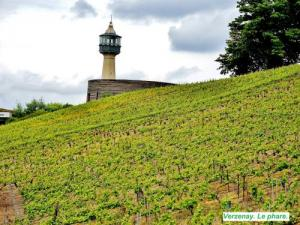 the Lighthouse - Museum of the vine ( © Jean Espirat )