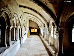 of the old cloister remaining Corridor (© Jean Espirat)