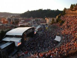 Ancient Theater, Jazz Vienne (© JFM)