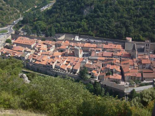 Villefranche-de-Conflent - Tourism, holidays & weekends guide in the Pyrénées-Orientales