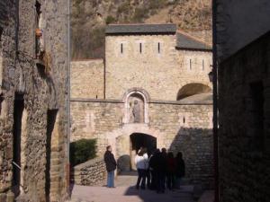 Villefranche De Conflent Guía Turismo Y Vacaciones