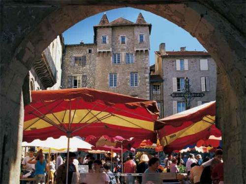 Villefranche-de-Rouergue - Tourism, holidays & weekends guide in the Aveyron