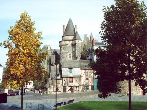 Vitré - Tourism, holidays & weekends guide in the Ille-et-Vilaine