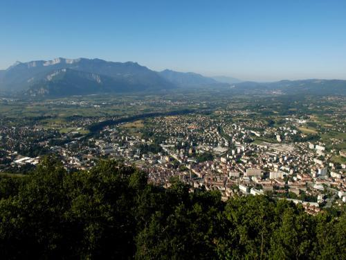 Voiron - Tourism, holidays & weekends guide in the Isère