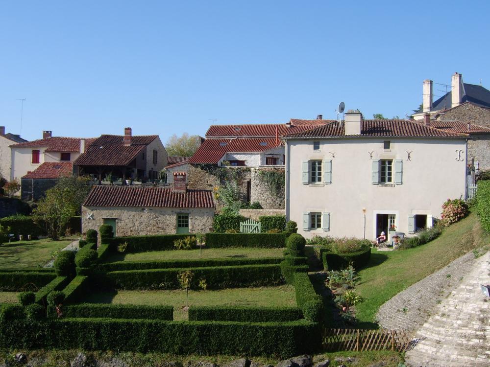 Foto vouvant guida turismo e vacanze - Giardino francese ...