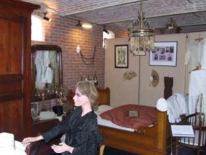Museum of Arts and Popular Traditions: bedroom