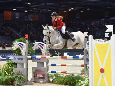 Bordeaux International Show Jumping Contest Event In
