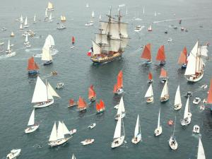 brest international maritime festival event in brest
