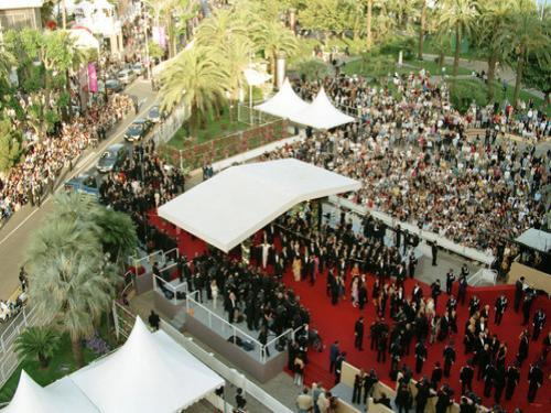 O Festival Internacional de Cinema de Cannes - Evento em Cannes