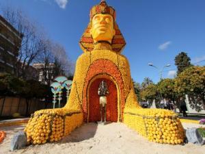 Fête du Citron - Évènement à Menton