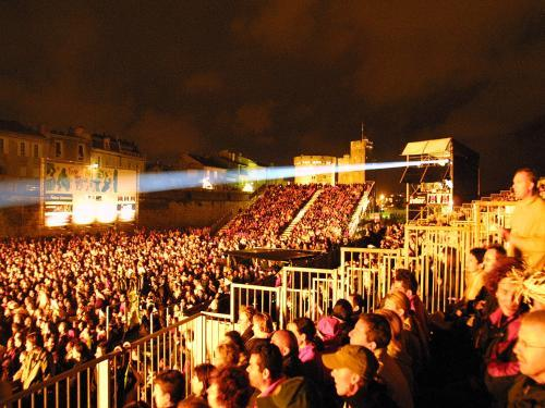 The Francofolies in La Rochelle - Event in La Rochelle