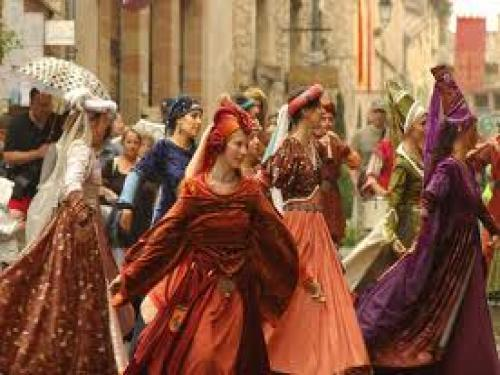 The Grand Falconer's Festival - Event in Cordes-sur-Ciel