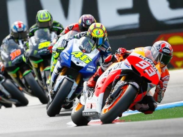 Großer Preis Von Frankreich Im Motorradsport Ereignis In Le Mans