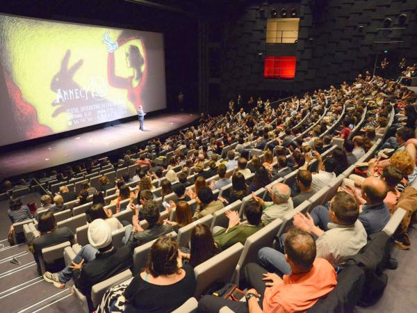 The International Animated Film Festival - Event in Annecy