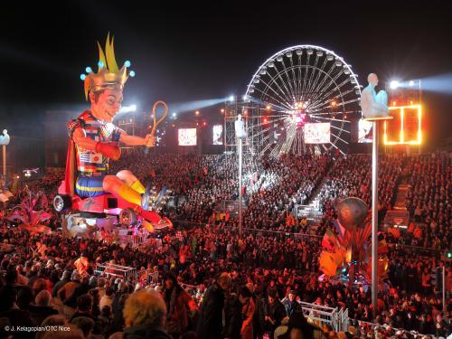 Karneval in Nizza - Ereignis in Nice