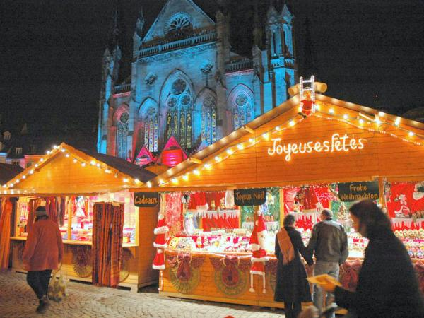 Kerstmarkten Van Straatsburg Evenement In Strasbourg
