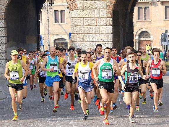De Marathon van Bordeaux Metropool - Evenement in Bordeaux